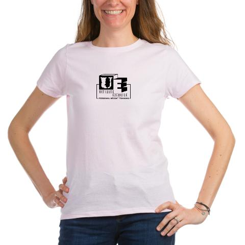 Ultimate Exercise Logo T-Shirt